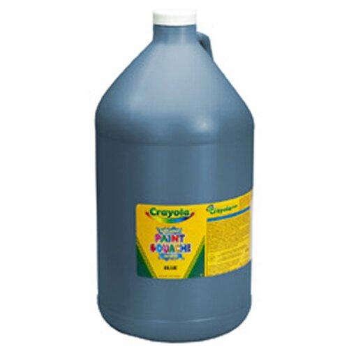 Crayola LLC Washable Paint Gallon Turquoise