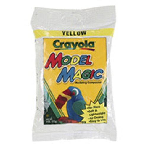 Crayola LLC Model Magic 4oz Yellow