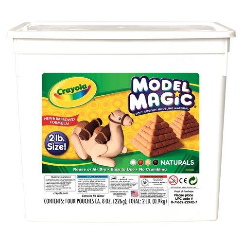 Crayola LLC Model Magic Resalable Buckets