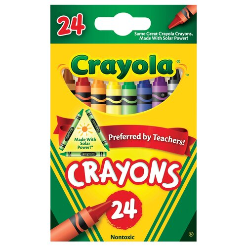 Crayola LLC Original Crayon Set