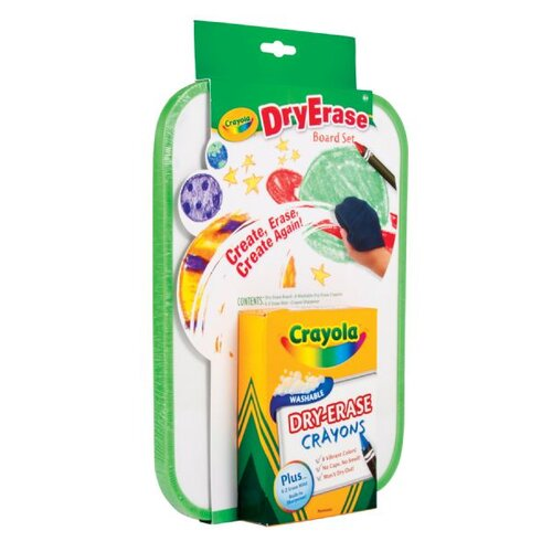 Crayola LLC Dry Erase Board Set