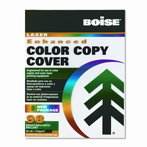 Boise® 98 Brightness Hd:P Color Copy Cover (250 Sheets)