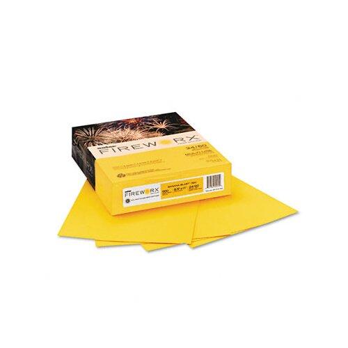 Boise® Fireworx Colored Paper, 24 lb, 8-1/2 X 11, 500 Sheets/Ream