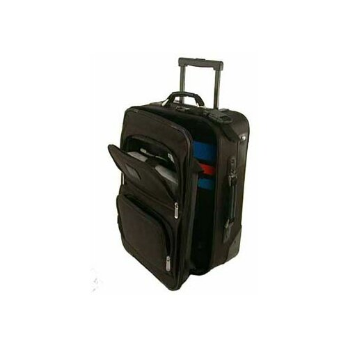 "Bond Street, LTD. Office on Wheels / Laptop 21.5"" Carry-On"
