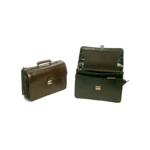 Bond Street, LTD. Executive Leather Briefcase