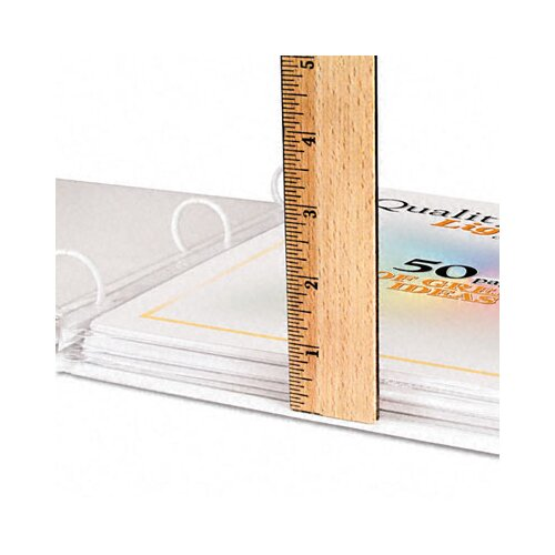 C-Line Products, Inc. High Capacity Polypropylene Sheet Protectors (25/Box)