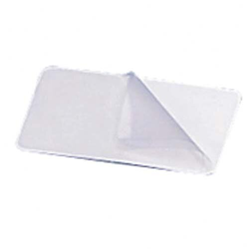 """C-Line Products, Inc. Self Adhesive Binder Labels, 1/2"""" Binder, 18PK, Clear"""