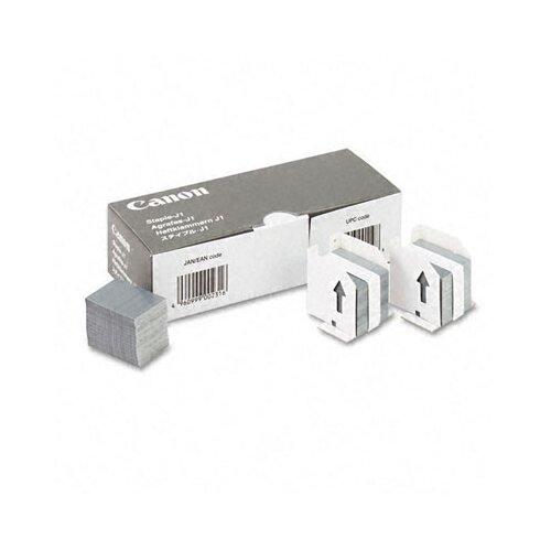 Canon Standard Staples for Canon Ir2200/2800/More with Three Cartridges (15,000 Staples/Pack)