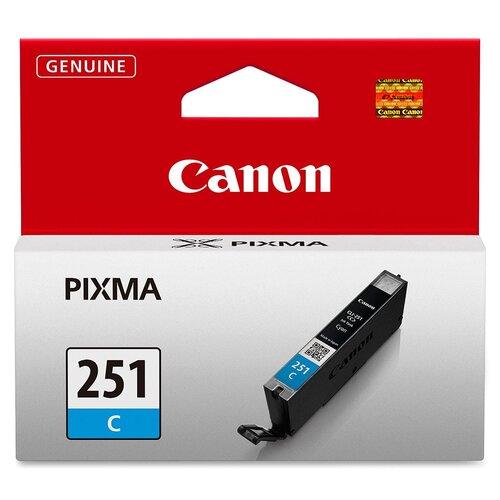 Canon 251C Inkjet Cartridge