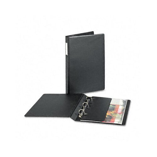 "Cardinal Brands, Inc Heavyweight Vinyl Slant-D 3-Ring Binder with Label Holder, 1"" Capacity"