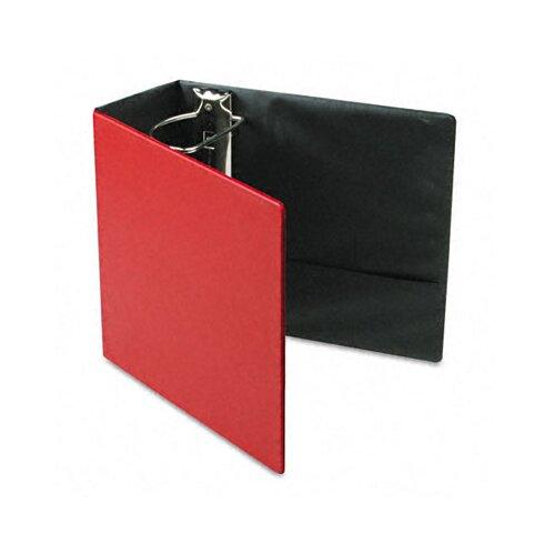 "Cardinal Brands, Inc Finger Slot Easyopen Slant D-Ring Binder, 5"" Capacity"