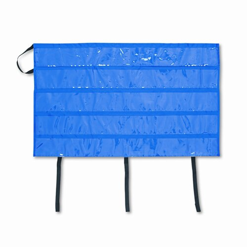 Carson-Dellosa Publishing Border Storage Pocket Chart