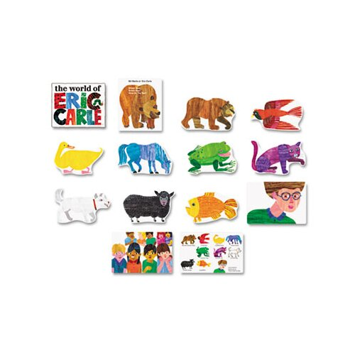 Carson-Dellosa Publishing Brown Bear, Brown Bear, What Do You See?