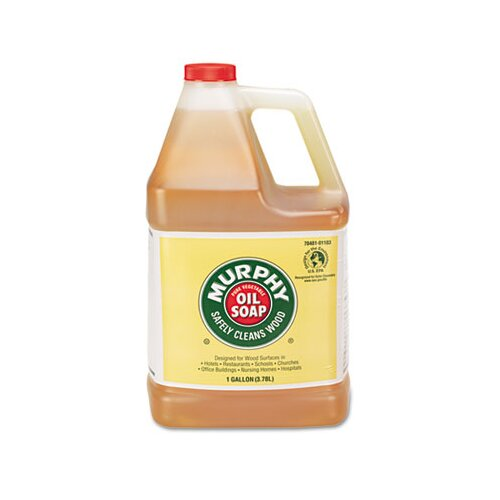 Colgate Palmolive Murphy Oil Soap Soap Concentrate, 1 Gal. Bottle