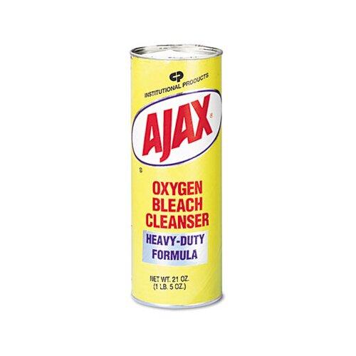 Colgate Palmolive Ajax Oxygen Bleach Powder Cleanser, 21 Oz. Container