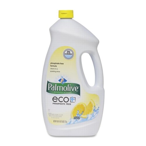 Colgate Palmolive Automatic Dishwashing Gel, 75 oz, Lemon Fresh Scent