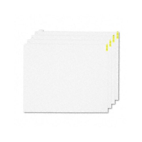 CROWN MATS & MATTING Walk-N-Clean Mat 60-Sheet Refill Pad, 4/Carton