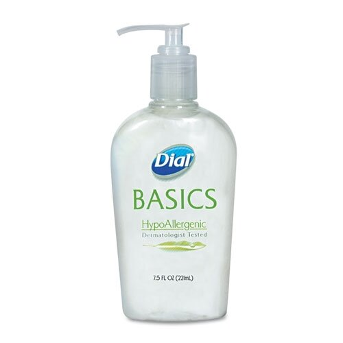 Dial® Complete® Honeysuckle Basics Liquid Hand Soap, 7.5 Oz.
