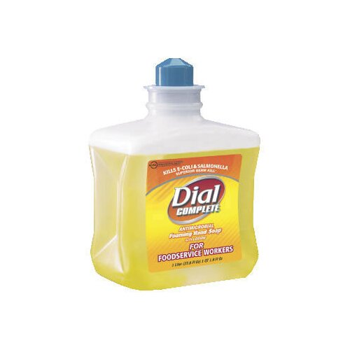 Dial® Complete® Antimicrobial Foaming Hand Soap - 1 Liter