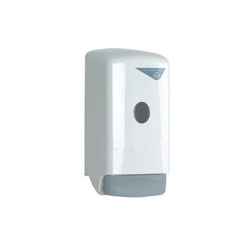 Dial® Complete® Model 22 Liquid Soap Dispenser in White