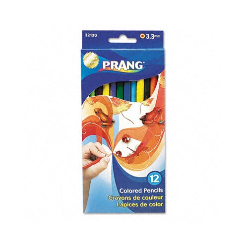 Dixon® Prang Prang Colored Wood Pencil