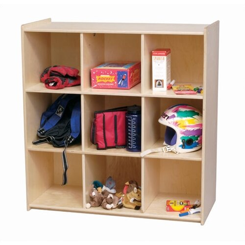 Little Colorado Storage 9 Compartment Cubby