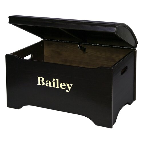 Little Colorado Personalized Treasure Chest