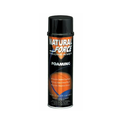 Dymon Natural Force® Foaming Degreasers - natural force citrus degreaser 20 oz aerosol