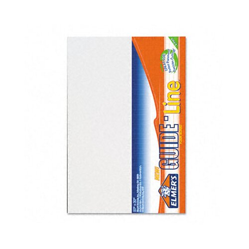 Elmer's Products Inc Guide-Line Paper-Laminated Polystyrene Foam Display Board, 2/Pack