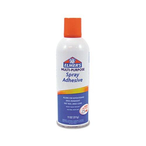 Elmer's Products Inc Spray Adhesive, 11 Oz, Aerosol