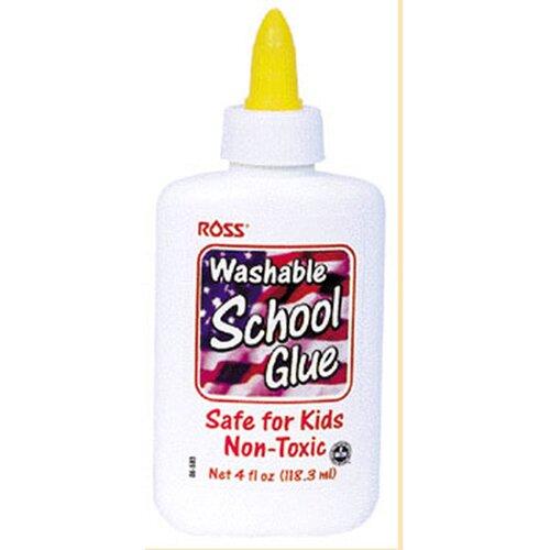 Elmer's Products Inc Ross School Glue 4 Oz.