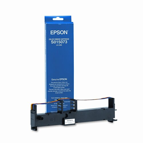 Epson America Inc. Nylon Printer Ribbon