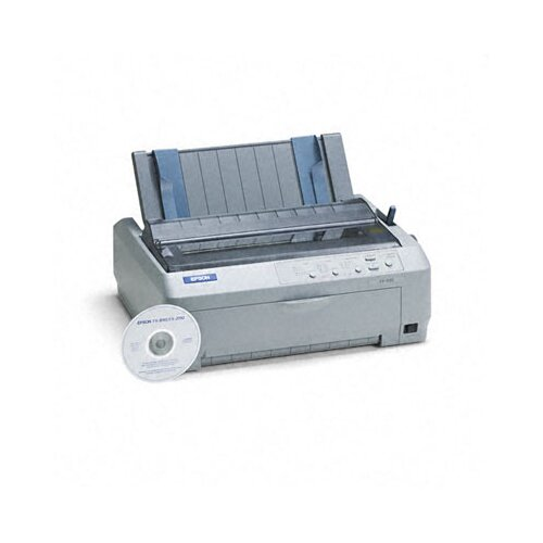 Epson America Inc. Fx-890 Dot Matrix Impact Printer