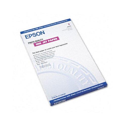 Epson America Inc. S041070 Matte Presentation Paper, 27 Lbs., 11 X 17, 100 Sheets/Pack