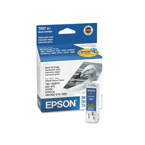 Epson America Inc. T007201 Intellidge Ink, 370 Page-Yield