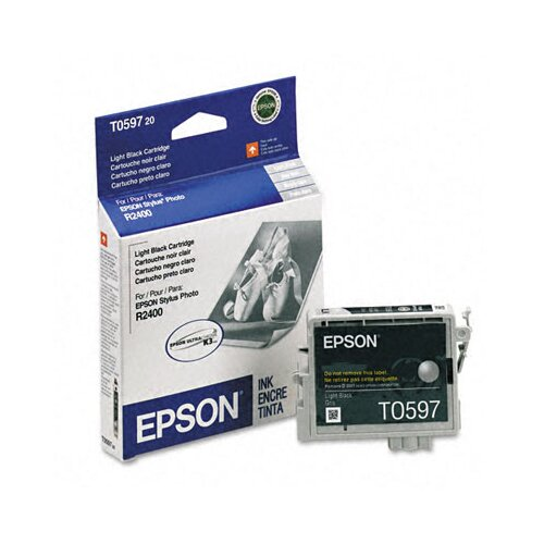 Epson America Inc. T059720 Ultrachrome K3 Ink, 450 Page-Yield