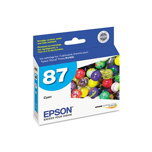 Epson America Inc. T087220 Ultrachrome Hi-Gloss 2 Ink