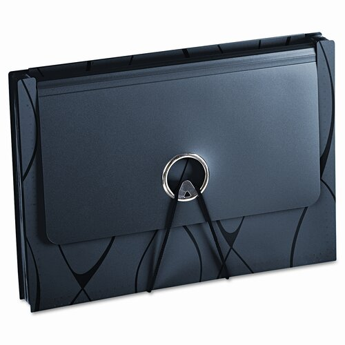 Pendaflex® Sliding Cover Expanding File, 13 Pockets