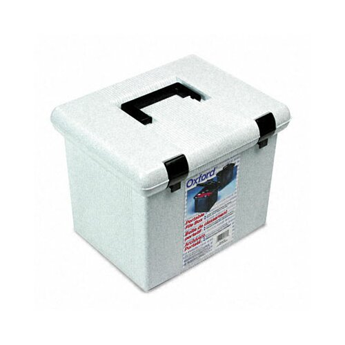Esselte Pendaflex Corporation Portafile File Storage Box, Letter, Plastic, 13 7/8 X 14 X 11 1/8