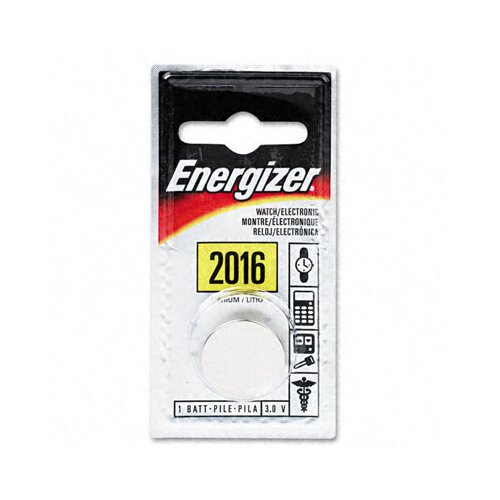 Energizer® Watch/Electronic/Specialty Battery, 2016, 3 Volt