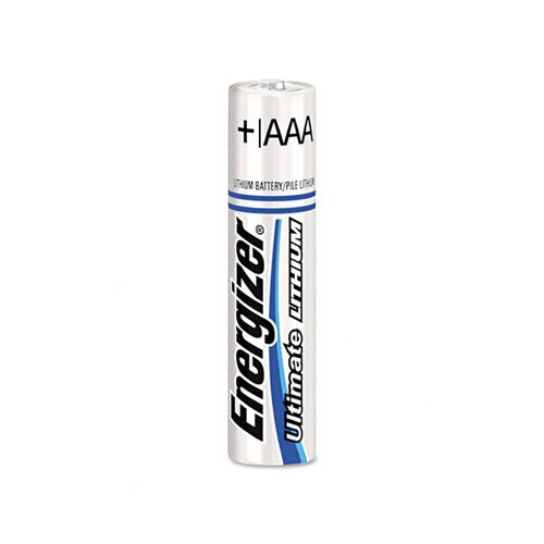 Energizer® e² Lithium Batteries, AAA, 4/pack