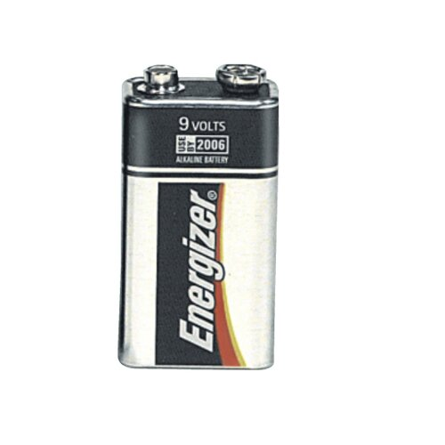 Energizer® MAX 9V Alkaline Batteries