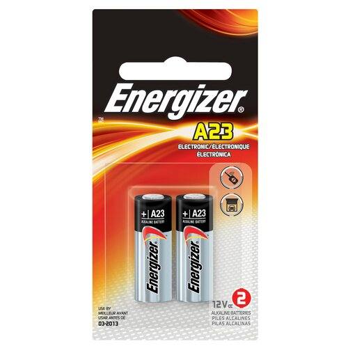 Energizer® 12 Volt Photo Battery (2 Pack)