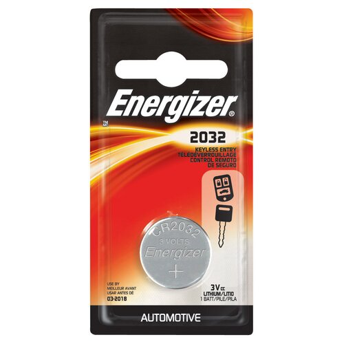 Energizer® 3 Volt 2032 Lithium Battery