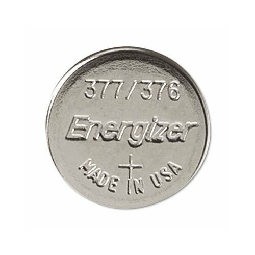 Energizer® 377 Watch and Calculator Battery