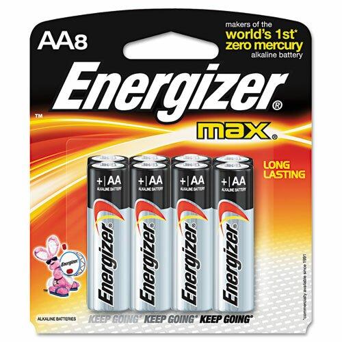Energizer® Max Alkaline Batteries