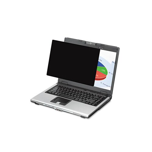 """Fellowes Mfg. Co. Privacy Filter for 19"""" Widescreen Laptop/LCD"""