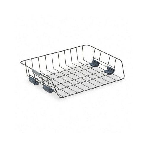 Fellowes Mfg. Co. Side Load Letter Desk Tray, Wire
