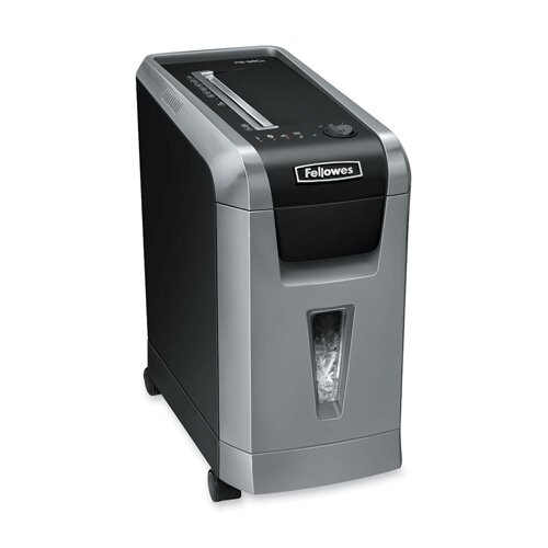 Fellowes Mfg. Co. 10 Sheet Cross-Cut Shredder