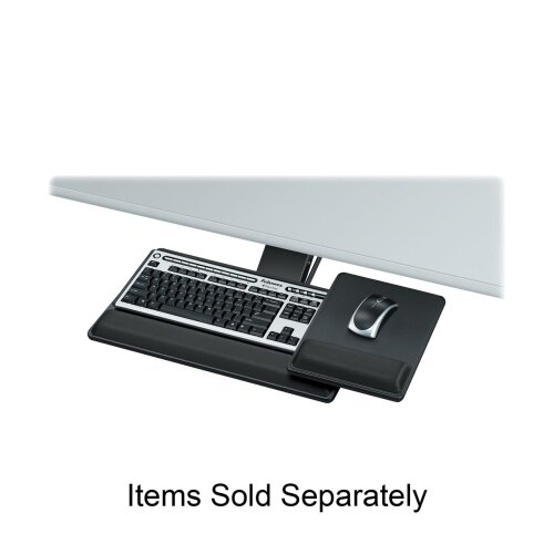Fellowes Mfg. Co. Designer Suites Premium Keyboard Tray